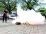 20140526 消防安全宣導-滅火器 - fire fighting training