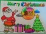幼兒園聖誕節著色比賽 - Ornament of X'mas