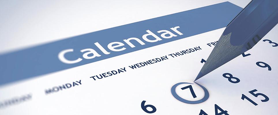 107-1學校行事曆 Kalender sekolah 107-1